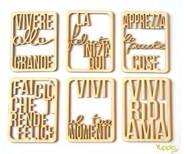 """Scritte """"Amore"""""""