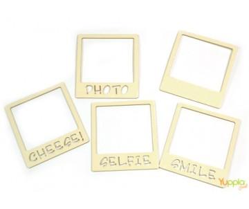 "Cornici Polaroid ""Photo"""