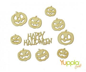 Halloween - Zucche