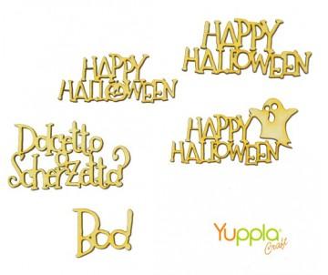 Halloween - Scritte di...