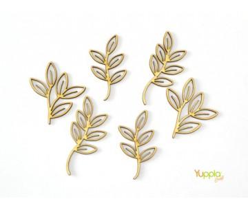 Rametti foglie