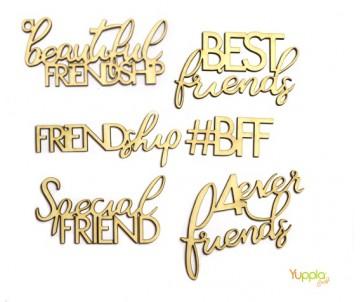 Frasi amicizia - inglese