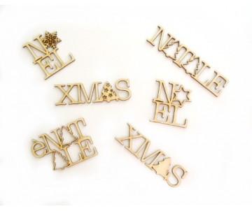 """Scritte """"Natale"""""""