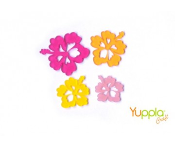 Prisma - Hibiscus - colori...