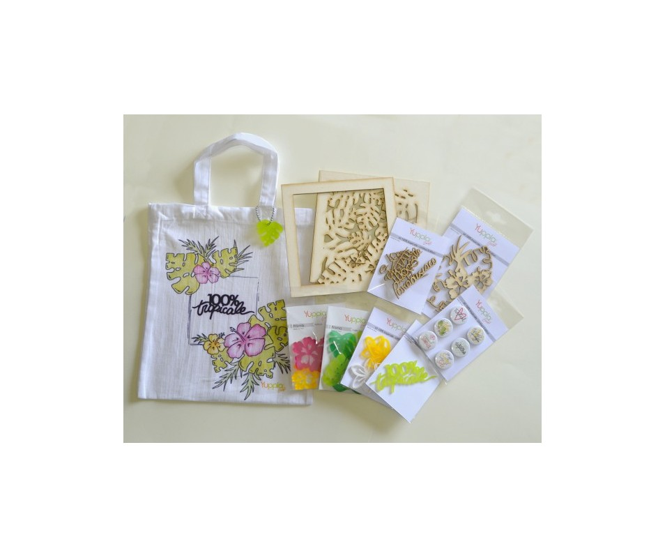 Kit 100% tropicale