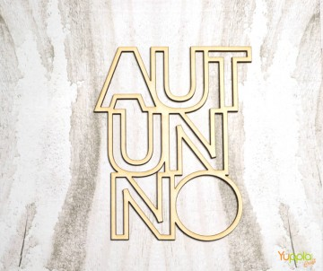 Autunno outline