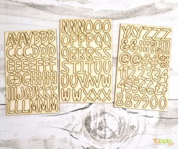 Alfabeto Funny