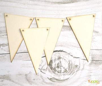 Banner triangolari