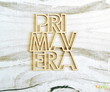 Primavera - outline