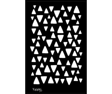 BLACK Stencil - Su e giù