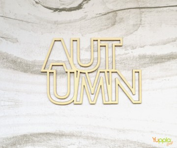 Autumn - outline