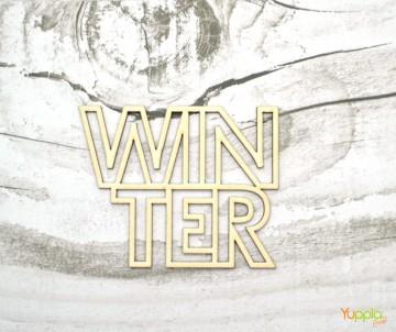 Winter outline