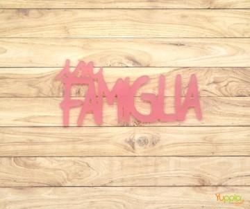 Prisma - in FAMIGLIA - rosa...