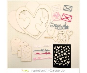 Inspiration kit - Febbraio