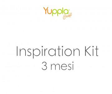 Inspiration Kit - 3 mesi