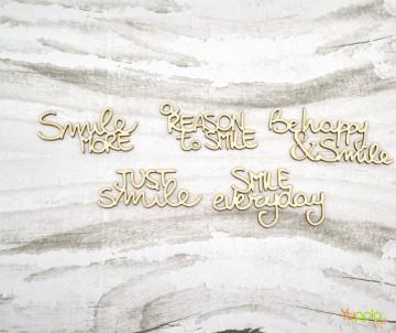 Frasi sorriso - inglese