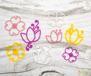 Prisma - Fantasia di fiori