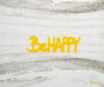 Prisma - BeHAPPY - giallo sat.