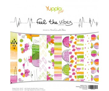 Paper Pack - Feel the vibes