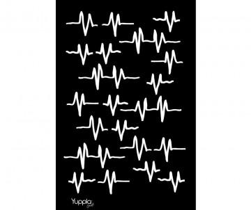 BLACK Stencil - Frequenze