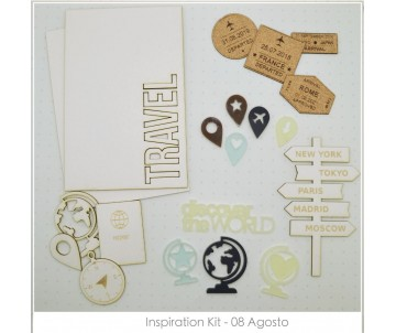 Inspiration Kit - Agosto