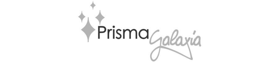 Yuppla Craft - Prisma Galaxia - Abbellimenti in acrilico glitterato per scrapbboking, cardmaking e hobbies creativi.