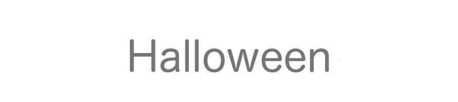 Soggetti Halloween