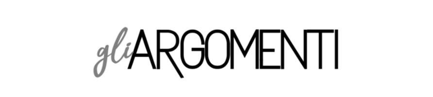 gliARGOMENTI