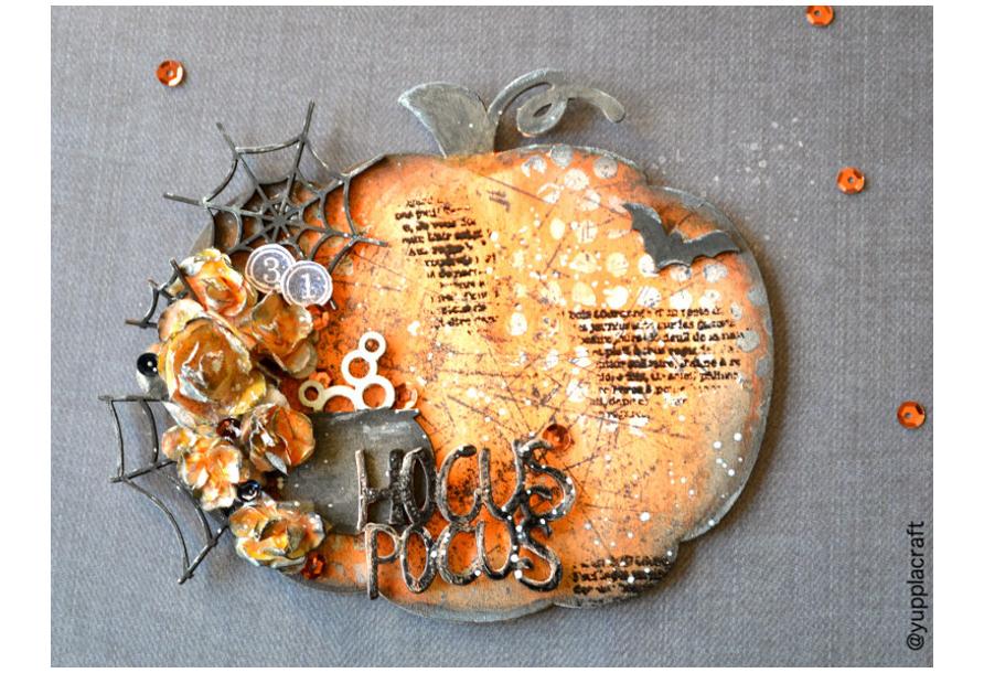 Zucca di Halloween - Home decor